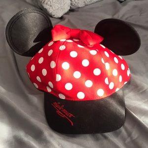 Disney cap with Minnie ears